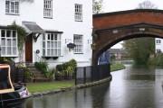 The Bridgewater Canal Lymm