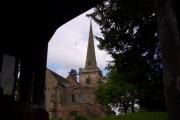 Chaddesley Corbett St Cassian's Church