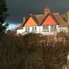 Combpyne Rousdon: house at Rousdon