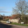Shute: farm at Whitford