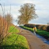 Cycling to Upton