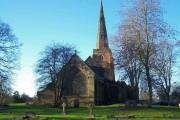 St. Michael's Church , Lichfield