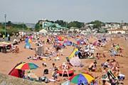 Summertime on Goodrington Sands