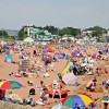 Summertime on Goodrington Sands