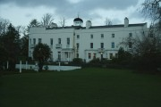 Sketty Hall - early morning from Singleton Park