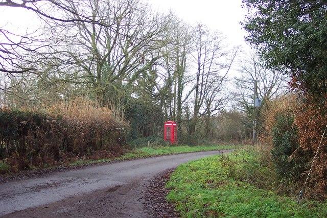 Isolated phonebox
