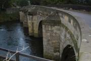 Bridge at Darley Bridge