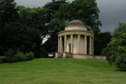 Stowe, the Temple of Ancient Virtue