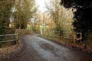 Bridge on Elms Hall Road