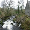 The River Sorn and Woollen Mill