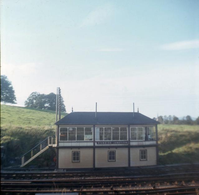 Standish Junction Signal Box