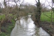 River Cole looking south-west