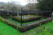 Grave of Famous Iron Master Robert Thompson Crawshay