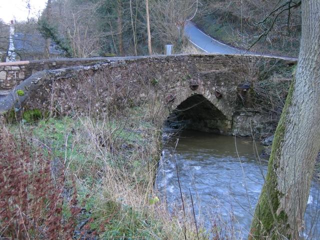 Bridge over the River Alyn