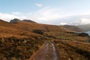 Main road, Carnach