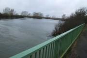 Thames floods