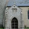 All Saints, Gresham, Norfolk - Porch