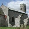 St John the Baptist, Aylmerton, Norfolk - and ruins