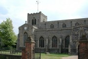 St Mary, Attleborough, Norfolk