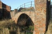 Footbridge over the Mill Race