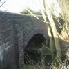 Bridge over the Saredon Brook