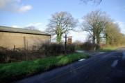 Springles Chicken Farm entrance