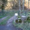 Gate and Stile at Hesp Alyn Farm