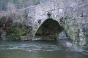 Stone Bridge over the River Alyn