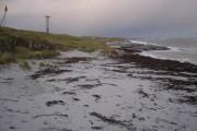 Southern end of An Traigh-lochainn