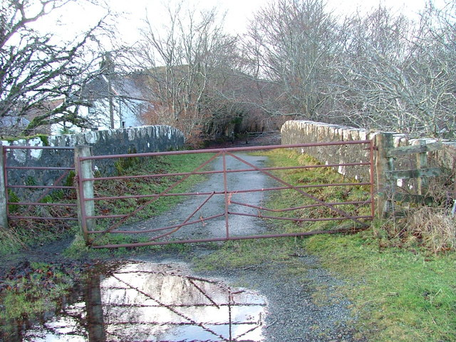 Old Road and Bridge