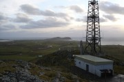 Mast on Cnoc an Fhithich