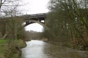 Bridge over the River Roch