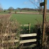 Stile and footpath from Pig Street