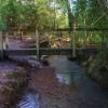 Footbridge, Jeffrey's Wood
