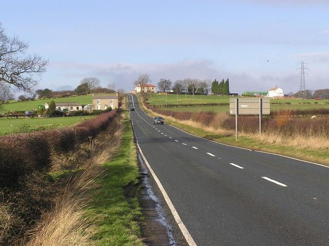 Pixley Hill  :  ( A6286)