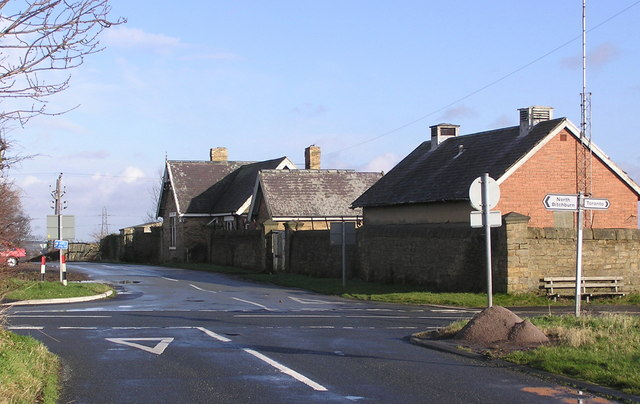 North Beechburn Reservoir Buildings
