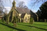 St. Paul the Apostle  1844  : Hunwick