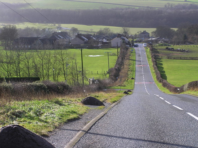 Green Lane : High Grange