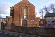 St. Mary's Catholic Church : Woodhouse Lane : Bishop Auckland