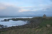 Coastal scene by Inverallochy golf course.