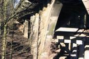 Under Queen`s Park bridge