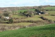 Meshaw: towards Parsonage Farm