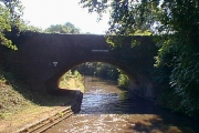 Hademore House Bridge, Coventry Canal