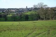 Bishop's Nympton: towards South Molton
