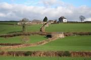 Bishop's Nympton: towards Windwhistle Farm