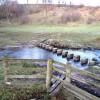 Three crossings of Thornhope Beck - 2