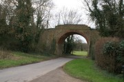 Railway Bridge, near Hapton