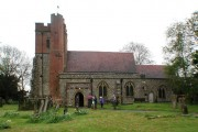 St Peter & St Paul, Ash (nr Wrotham), Kent