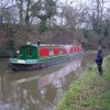 The cuttings on T & M canal