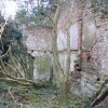 Interior of Ruin in Coed y Cra